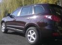 Подержанный Hyundai Santa Fe, вишневый , цена 720 000 руб. в ао. Ханты-Мансийском Автономном округе - Югре, хорошее состояние