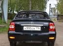 Подержанный ВАЗ (Lada) Priora, черный , цена 305 000 руб. в республике Татарстане, отличное состояние