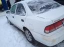 Подержанный Nissan Sunny, белый , цена 135 000 руб. в ао. Ханты-Мансийском Автономном округе - Югре, среднее состояние