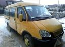 Подержанный ГАЗ Газель, желтый матовый, цена 135 000 руб. в ао. Ханты-Мансийском Автономном округе - Югре, среднее состояние