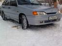 Подержанный ВАЗ (Lada) 2114, серебряный , цена 120 000 руб. в республике Татарстане, среднее состояние