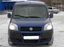Подержанный Fiat Doblo, синий, 2008 года выпуска, цена 410 000 руб. в Тюмени, автосалон