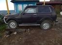 Подержанный ВАЗ (Lada) 4x4, вишневый матовый, цена 110 000 руб. в Челябинской области, хорошее состояние