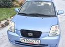 Подержанный Kia Picanto, голубой металлик, цена 198 000 руб. в республике Татарстане, отличное состояние