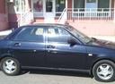 Подержанный ВАЗ (Lada) Priora, черный металлик, цена 135 000 руб. в республике Татарстане, отличное состояние