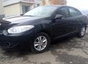 Подержанный Renault Fluence, черный , цена 450 000 руб. в Челябинской области, хорошее состояние
