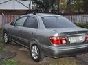 Подержанный Nissan Bluebird Sylphy, серебряный металлик, цена 280 000 руб. в Челябинской области, хорошее состояние