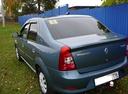 Подержанный Renault Logan, синий металлик, цена 335 000 руб. в республике Татарстане, отличное состояние