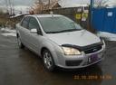 Подержанный Ford Focus, серебряный , цена 310 000 руб. в Челябинской области, хорошее состояние