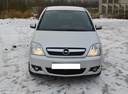 Подержанный Opel Meriva, серебряный металлик, цена 300 000 руб. в ао. Ханты-Мансийском Автономном округе - Югре, отличное состояние
