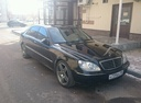 Подержанный Mercedes-Benz S-Класс, черный , цена 650 000 руб. в ао. Ханты-Мансийском Автономном округе - Югре, отличное состояние