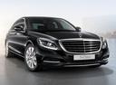 Новый Mercedes-Benz S-Класс, черный металлик, 2015 года выпуска, цена 7 830 000 руб. в автосалоне УралАвтоХаус Магнитогорск