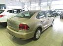 Подержанный Volkswagen Polo, бежевый, 2016 года выпуска, цена 619 000 руб. в Ростове-на-Дону, автосалон ОЗОН АВТО
