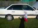 Подержанный Volkswagen Passat, белый , цена 60 000 руб. в Смоленской области, среднее состояние