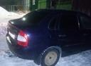 Подержанный ВАЗ (Lada) Kalina, фиолетовый , цена 120 000 руб. в Челябинской области, хорошее состояние