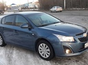 Подержанный Chevrolet Cruze, синий , цена 485 000 руб. в ао. Ханты-Мансийском Автономном округе - Югре, отличное состояние