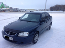Авто Hyundai Accent, , 2007 года выпуска, цена 205 000 руб., республика Татарстан