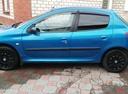 Авто Peugeot 206, , 2005 года выпуска, цена 175 000 руб., Челябинск