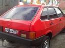 Подержанный ВАЗ (Lada) 2109, красный , цена 57 000 руб. в Челябинской области, отличное состояние