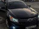 Подержанный Chevrolet Cruze, черный , цена 560 000 руб. в ао. Ханты-Мансийском Автономном округе - Югре, хорошее состояние