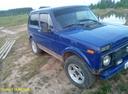 Подержанный ВАЗ (Lada) 4x4, синий матовый, цена 65 000 руб. в ао. Ханты-Мансийском Автономном округе - Югре, хорошее состояние