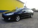 Подержанный Peugeot 407, черный , цена 320 000 руб. в Смоленской области, хорошее состояние