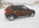 Подержанный Renault Sandero, коричневый металлик, цена 490 000 руб. в Челябинской области, отличное состояние
