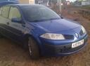 Подержанный Renault Megane, синий , цена 230 000 руб. в республике Татарстане, хорошее состояние