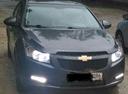 Подержанный Chevrolet Cruze, мокрый асфальт , цена 350 000 руб. в ао. Ханты-Мансийском Автономном округе - Югре, хорошее состояние