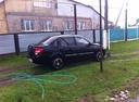 Подержанный ВАЗ (Lada) Granta, черный , цена 260 000 руб. в республике Татарстане, отличное состояние