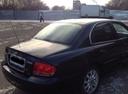 Подержанный Hyundai Sonata, черный , цена 520 000 руб. в Челябинской области, отличное состояние