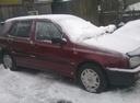 Подержанный Volkswagen Golf, красный , цена 115 000 руб. в Смоленской области, хорошее состояние