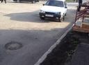 Подержанный ВАЗ (Lada) 2108, белый , цена 30 000 руб. в Челябинской области, хорошее состояние