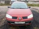Подержанный Renault Megane, красный металлик, цена 210 000 руб. в Смоленской области, отличное состояние