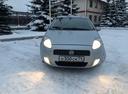 Подержанный Fiat Punto, серебряный , цена 195 000 руб. в Челябинской области, хорошее состояние