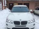 Авто BMW X3, , 2011 года выпуска, цена 1 370 000 руб., Смоленск