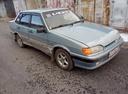 Подержанный ВАЗ (Lada) 2115, серый , цена 65 000 руб. в Челябинской области, среднее состояние