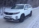 Подержанный Kia Sorento, белый , цена 1 300 000 руб. в ао. Ханты-Мансийском Автономном округе - Югре, отличное состояние