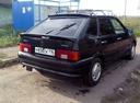 Подержанный ВАЗ (Lada) 2114, черный , цена 105 000 руб. в республике Татарстане, хорошее состояние