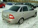Подержанный ВАЗ (Lada) Priora, бежевый , цена 155 000 руб. в Челябинской области, хорошее состояние