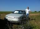 Подержанный ВАЗ (Lada) 2110, серебряный , цена 100 000 руб. в республике Татарстане, среднее состояние