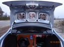 Подержанный ВАЗ (Lada) Granta, голубой , цена 260 000 руб. в ао. Ханты-Мансийском Автономном округе - Югре, хорошее состояние