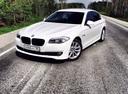 Подержанный BMW 5 серия, белый , цена 1 600 000 руб. в ао. Ханты-Мансийском Автономном округе - Югре, отличное состояние