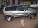 Подержанный Chevrolet Niva, сафари , цена 390 000 руб. в Челябинской области, отличное состояние