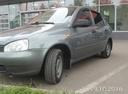 Подержанный ВАЗ (Lada) Kalina, серый , цена 195 000 руб. в республике Татарстане, отличное состояние