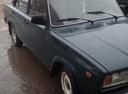Подержанный ВАЗ (Lada) 2107, зеленый , цена 89 000 руб. в Смоленской области, отличное состояние