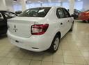 Подержанный Renault Logan, белый, 2016 года выпуска, цена 532 000 руб. в Ростове-на-Дону, автосалон ОЗОН АВТО