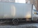 Подержанный ГАЗ Газель, белый , цена 230 000 руб. в Челябинской области, хорошее состояние