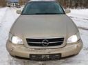 Подержанный Opel Omega, золотой , цена 220 000 руб. в ао. Ханты-Мансийском Автономном округе - Югре, хорошее состояние