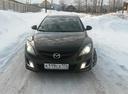 Подержанный Mazda 6, черный металлик, цена 460 000 руб. в Челябинской области, хорошее состояние